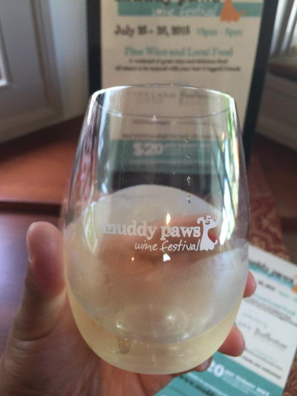 Do you love wine? YES. Do you love dogs? YES. Then the Muddy Paws is the perfect event - we will see you July 8th & 9th with our custom branded @govino's! Want your attendees to take home your brand? Contact us for your govino quote today - sales@cuisivin.com 1.877.243.9463