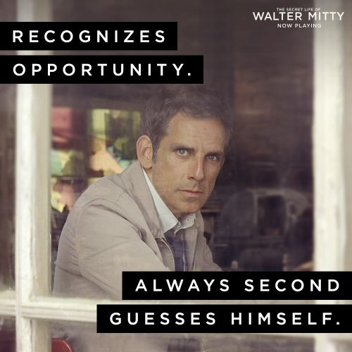 The secret life of walter mitty essay