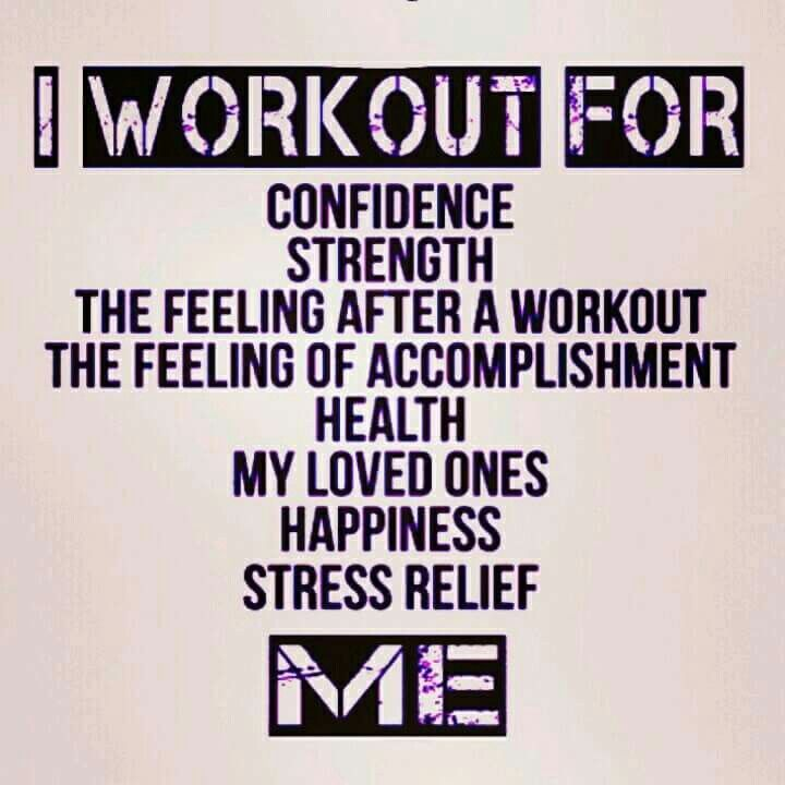 Positive Workout Quotes: 17 Best Sweat Quotes On Pinterest