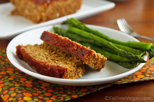 There are days that I just want something hearty and warm like this vegan Lentil Loaf. Love that this is a really clean recipe. I'd skip the blackstrap molasses because it's highly processed and opt for pure maple syrup instead.