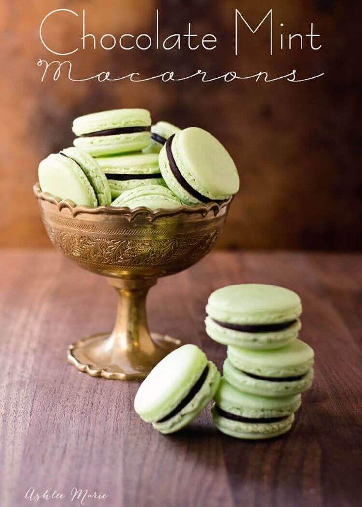 Are you scared to make the fancy French sandwich cookies? Now you don't have to go through culinary school to make delicious & beautiful Macaron cookies.
