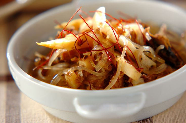 サバのみそ煮缶を使うと味付けも簡単ですね。春雨とサバのみそ炒め[中華/炒めもの]2008.12.22公開のレシピです。