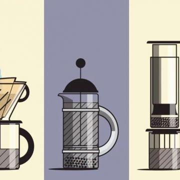 Πως φτιάχνεται ο τέλειος καφές;