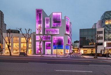 CHUNGHA BUILDING, Seul, South Korea/2013 by MVRDV
