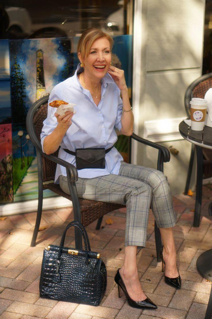 Three Fresh Ways to Style Plaid Pants. Three Ways to Style Plaid Pants from www….