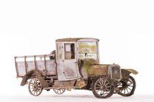 Delahaye Type 43 camion-plateau - 1911. Artcurial Motorcars, Rétromobile 2015, Vente N° 2651 (Collection Baillon) - Lot N° 2.