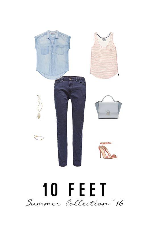 10 FEET | Summer '16 | Outfit Inspiration