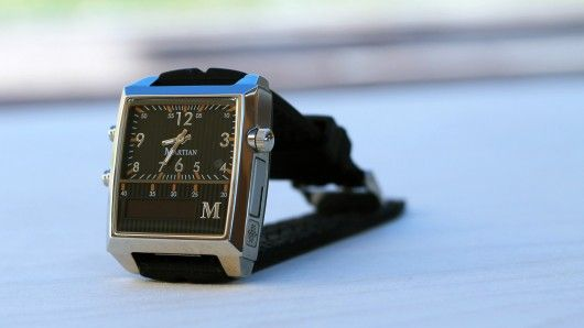 If you're going to spend hundreds of dollars on a smartwatch, what's the most important feature you'd want it to have? Notifications? Fitness tracking? At the top of our list might be voice control. Read on, as Gizmag reviews the Martian Watch: a device that puts Siri and Google Now on your wrist.
