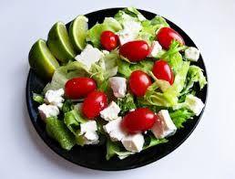 Comida sana y rica