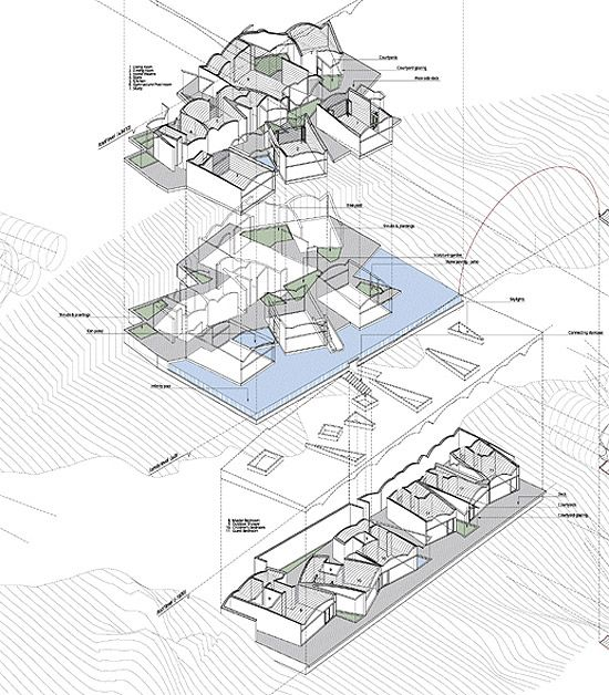 206 best diagrams images on pinterest architectural for Chris lee architect