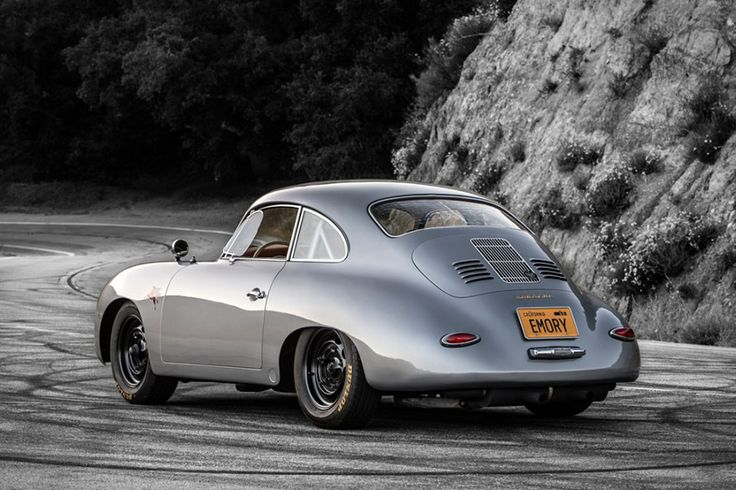 Emory Porsche 356 Outlaw Uncrate Old School Design