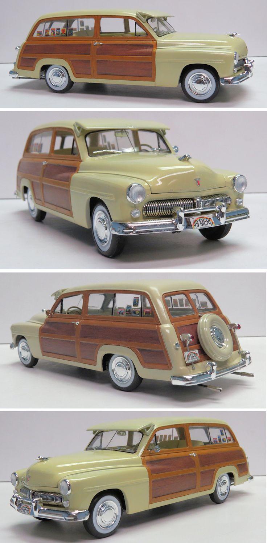 49 mercury woody wagon