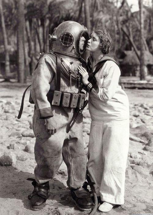 Vintage Divers 121