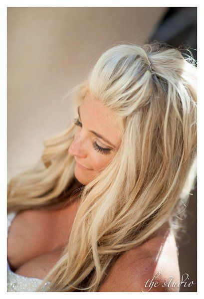 Bridal  Wedding Hair & Beauty Photos on WeddingWire