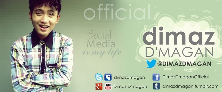 Official Dimaz D'magan :)