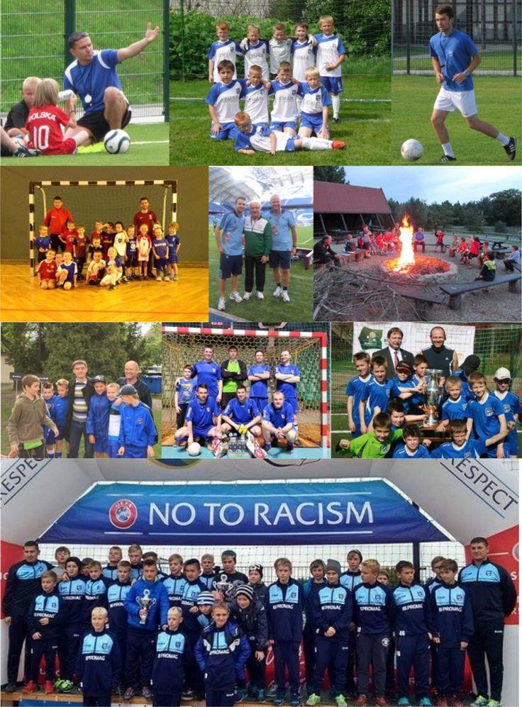 Zapraszamy dziewczęta i chłopców w wieku od 4 do 18 lat na treningi piłkarskie w 9 grupach wiekowych.W Akademii nabór do grup trwa cały rok, nie ma testó