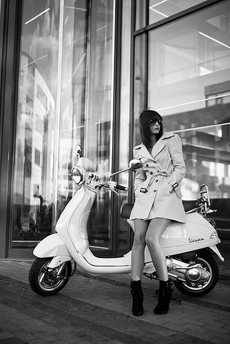 Must have a Vespa