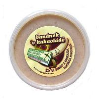 Zdravěnky: Banánek v kakaoládě 150ml Vegetariánka