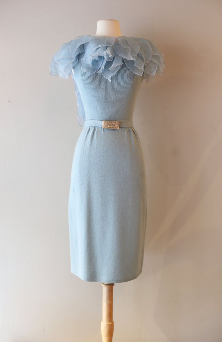 1970s Cocktail Dresses