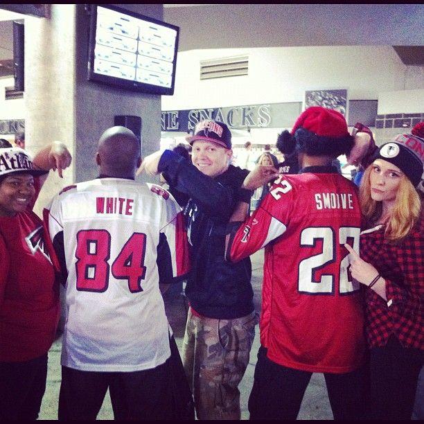 Falcons fam takin' over Bank of America Stadium