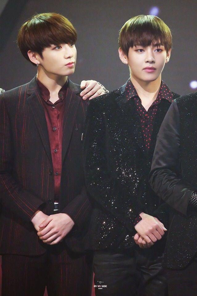 BTS | Jeon Jungkook & Kim Taehyung