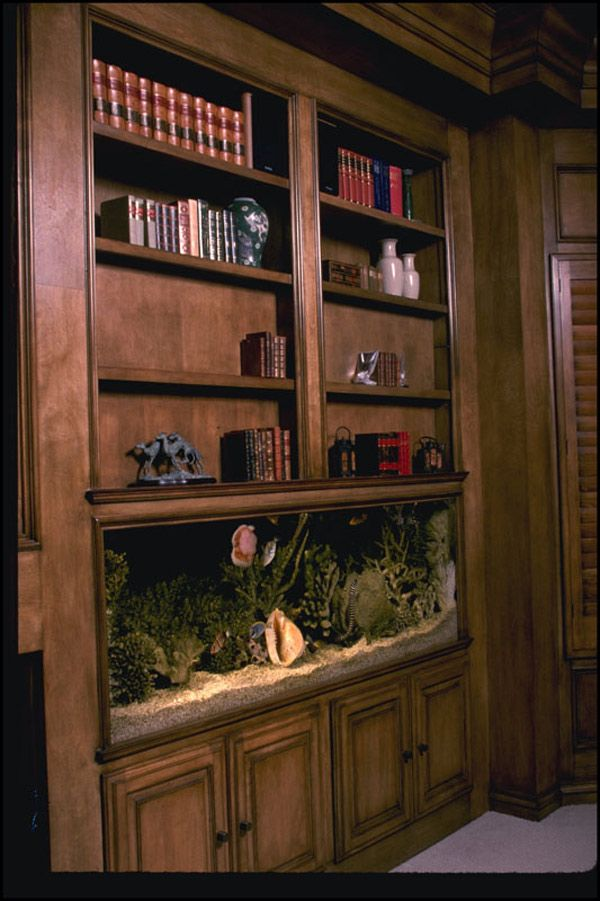 furniture aquarium. residential furniture aquarium