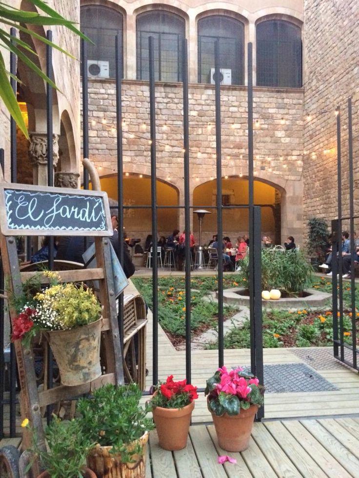 379 best barcelona images on pinterest barcelona city - Hotel el jardi barcelona ...