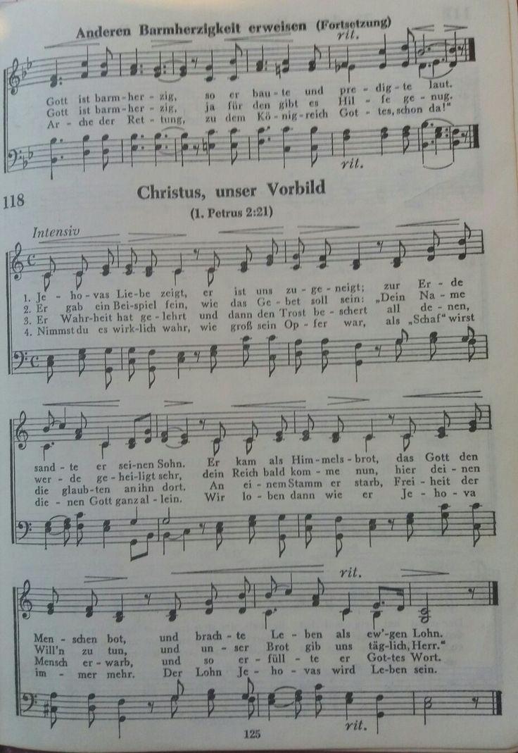 Lied 117/2 u.118