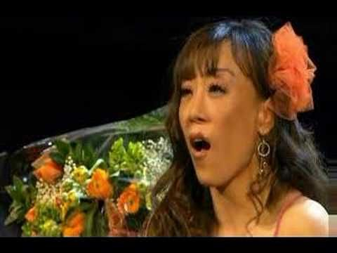 Sumi Jo - Ave Maria (Schubert). Read more about her story.