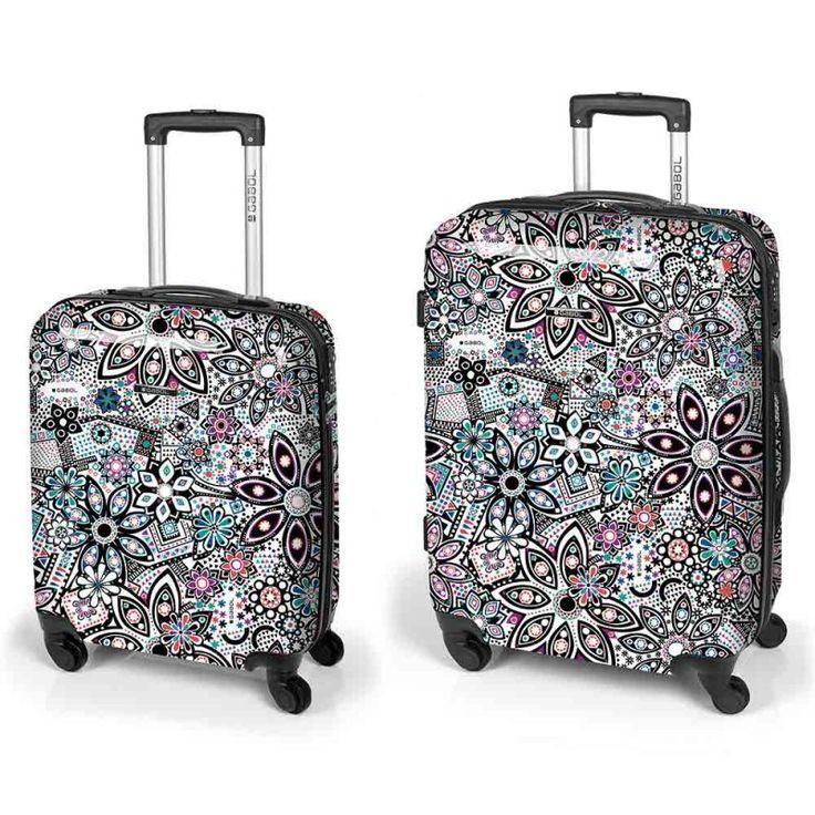 Juego maletas Gabol Oferta. Set de maletas juveniles Gabol en oferta, maletas infantiles Gabol en promoción, descuentos en conjuntos.