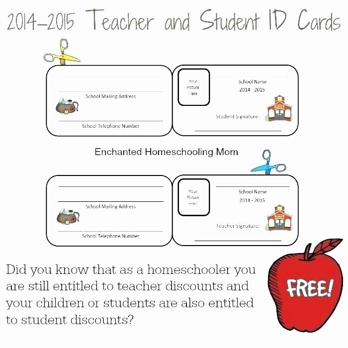 Child Id Card Template Free Beautiful Visitor Badge Template Free Free Printable Child Id Card Homeschool Teacher Homeschool Free Homeschool