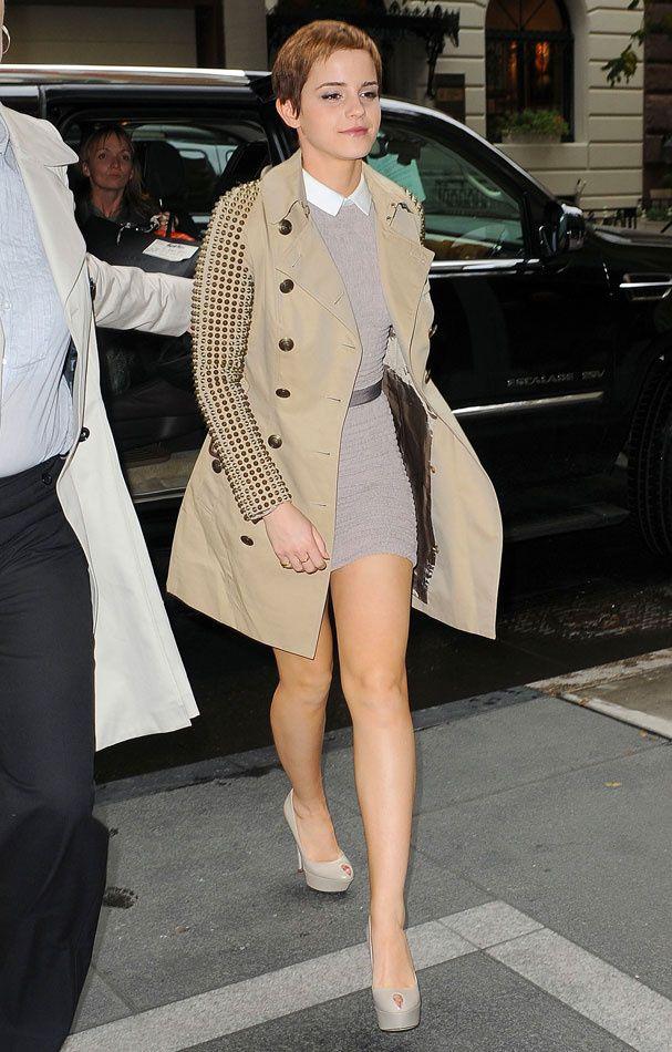 Le look d'Emma Watson en 2010
