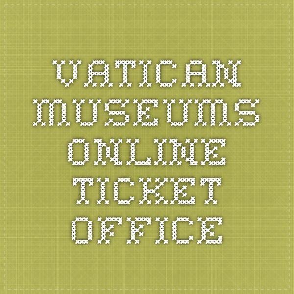 Vatikan Tickets Online