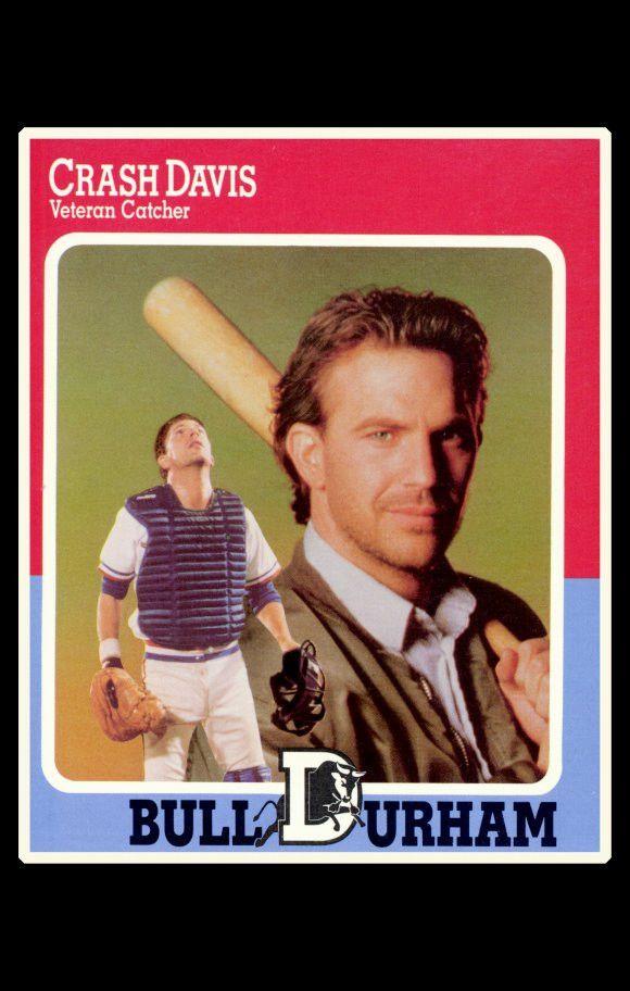 Bull Durham 11x17 Movie Poster (1988)