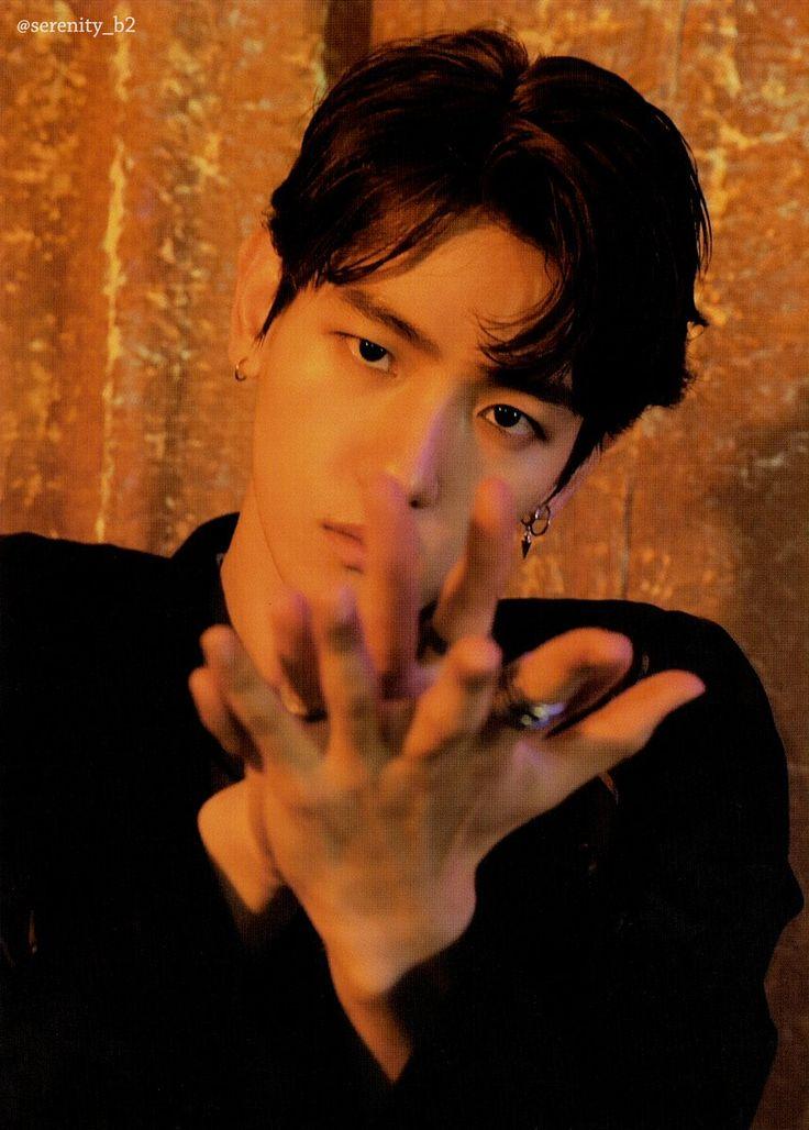 """Baekhyun - Exo """"álbum repackage Lotto"""""""