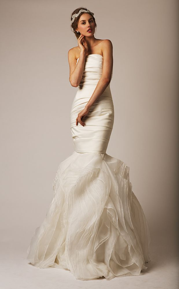 261 best bb bridal collection images on pinterest for Local wedding dress designers