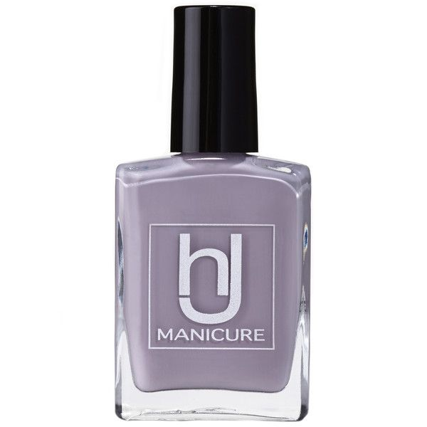 Thunder Storm is a soft cool grey/lilac nail polish, a flattering shade for all seasons and everyday wear. Thunder Storm nail polish is 5 FREE, easy to apply, quick drying and has a professional shiny finish. Apply a coat of HJ Manicure dual top & base coat, followed by 2 coats of colour, finish with a layer of HJ Manciure dual top and base for a perfect finish.