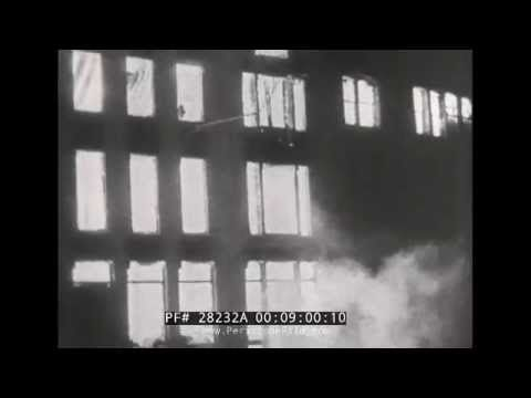 LONDON FIRE BRIGADE DURING BATTLE OF BRITAIN MOVIE 28232A - YouTube