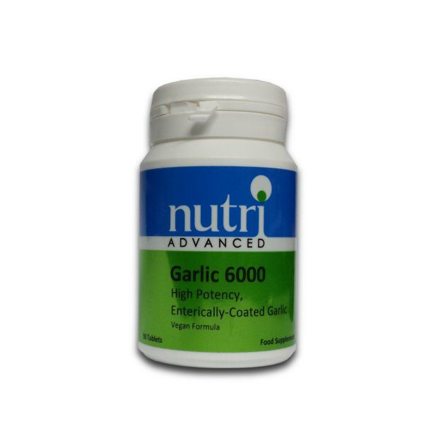 Nutri Advanced - Garlic 6000 90 tablets