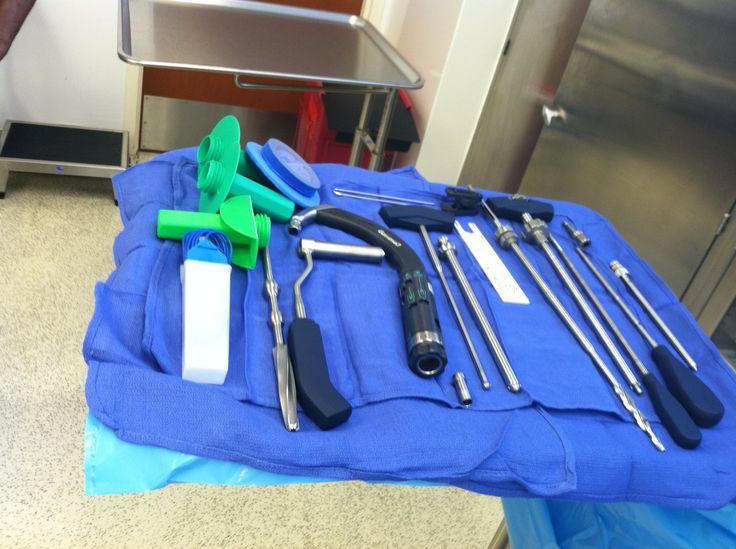 TFN set up (Gamma nail) surgery Pinterest Nails