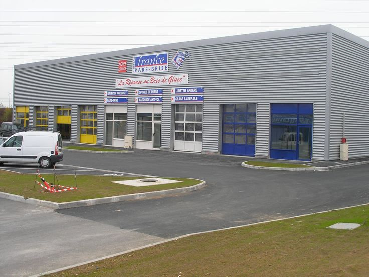 Réparation d'impact, remplacement de pare brise cassé fissuré - France Pare Brise à Noyelles Godault (62950) - Informations du centre