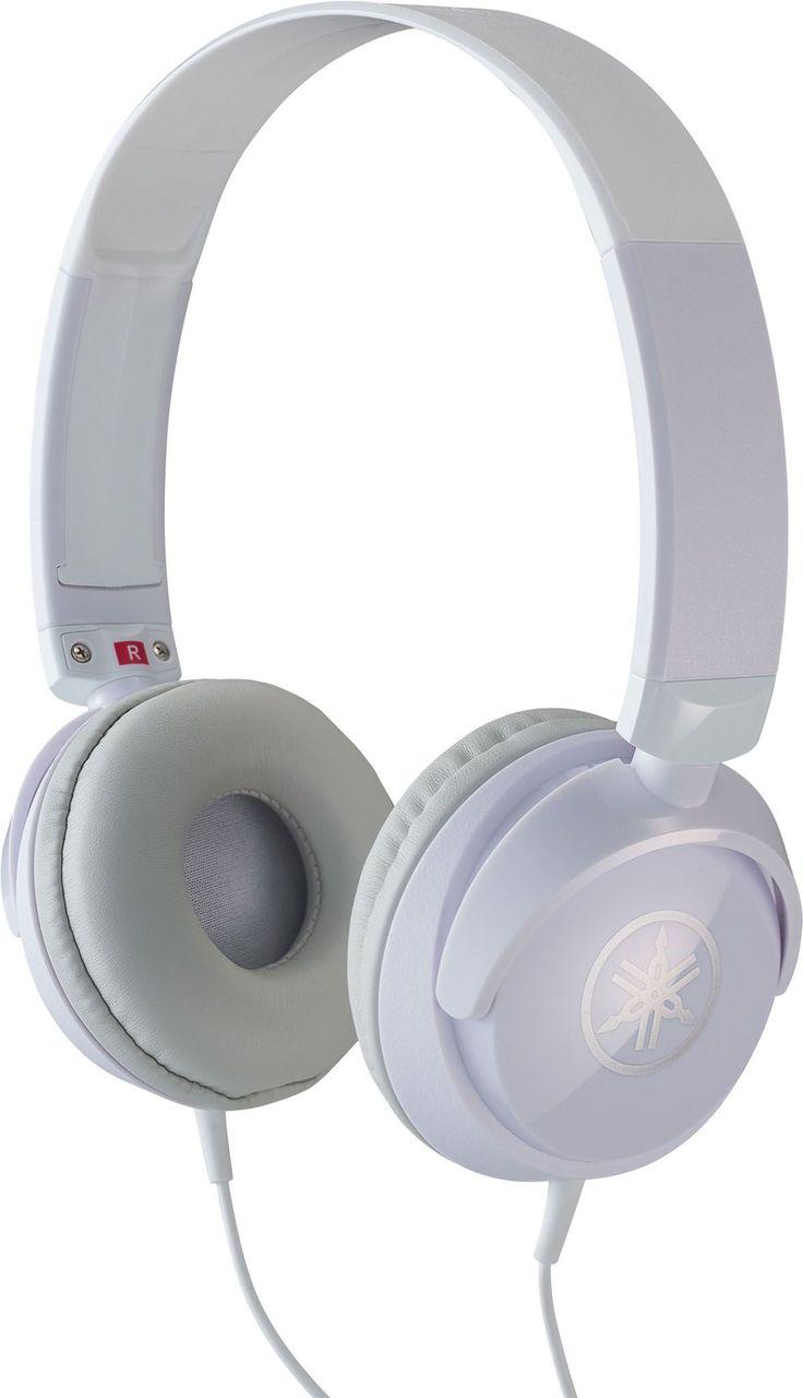 Căști audio Yamaha HPH-50 - produc un sunet excelent datorită acoperirii spectrului sonor - 20 Hz - 20 kHz. În plus, sunt confortabile și permit audiții îndelungate.