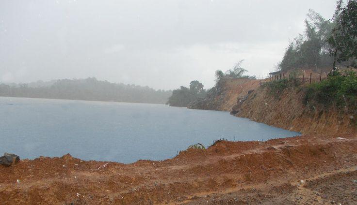 "Nekkiladi is a 12.5 MW ""run of the river"" project on the Kumaradhara River in Uppinangadi, Dakishna Kannada District, Karnataka"