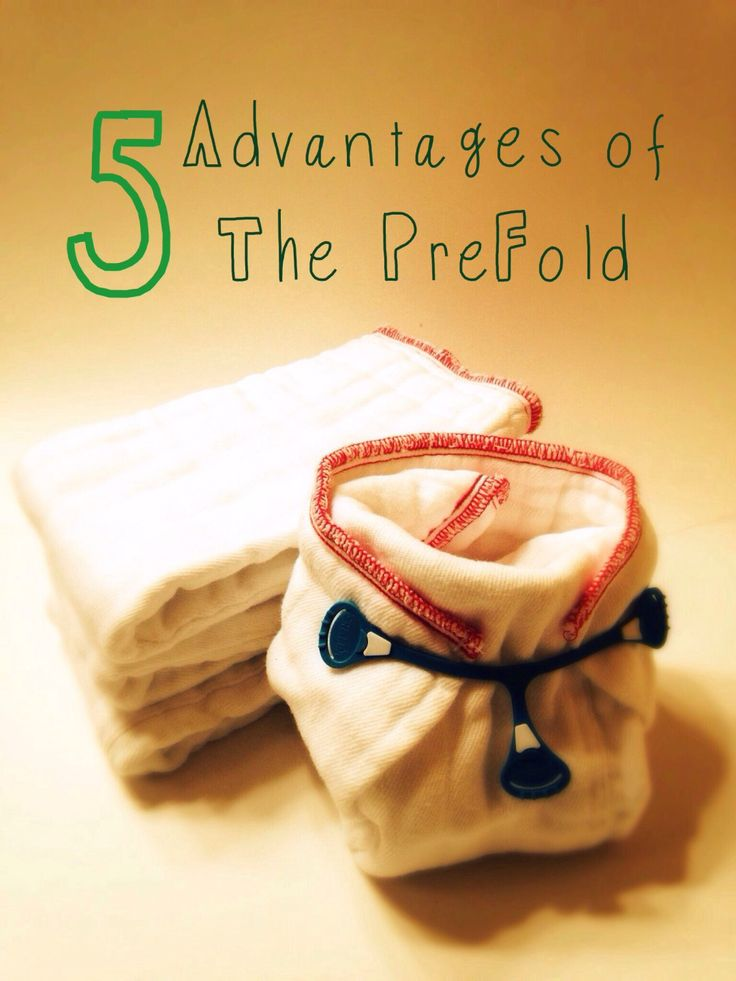 I will show you 5 AWESOME Advantages of the Prefold Diaper over every other diapering system out there! The prefold is the most economical, versatile and customizable yet the most simple of all diapers. #ClothDiapers http://MyGreenNest.com