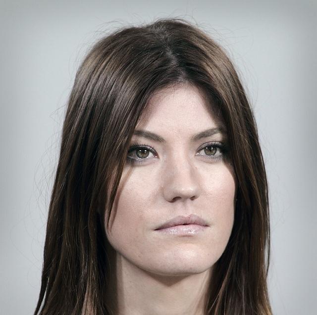 Jennifer Carpenter by Marina Abramović.