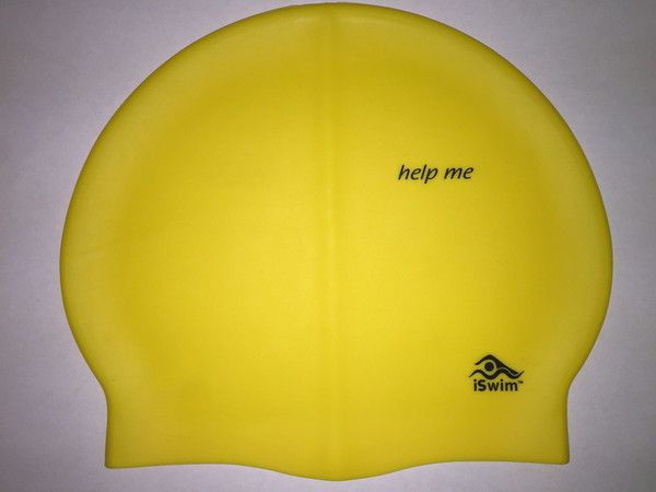 Image result for A Larger Swimming Cap May be The Accessory You Need