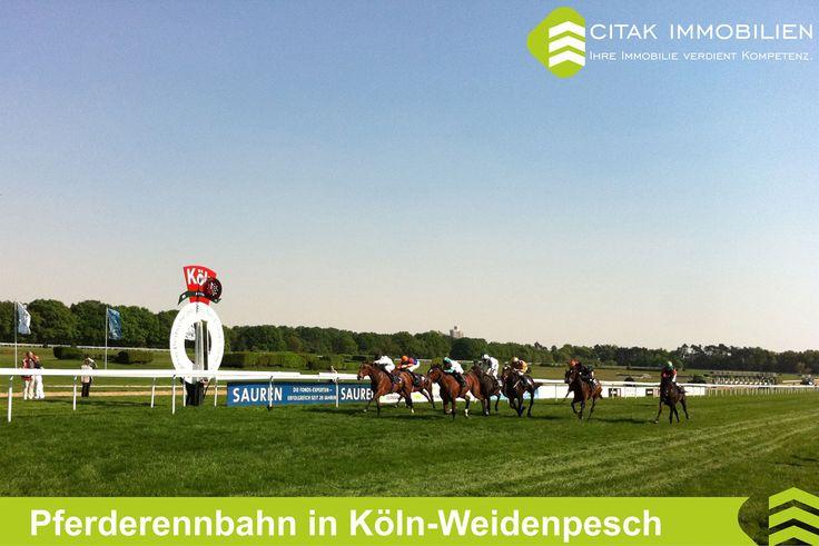 Köln-Weidenpesch-Pferderennbahn