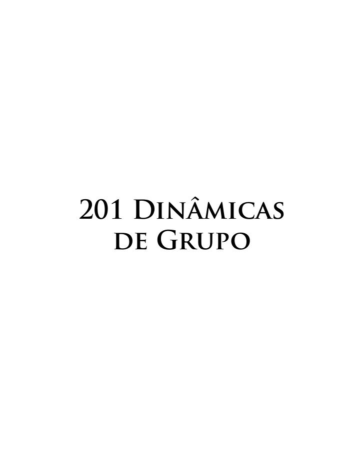 201 DinâMicas