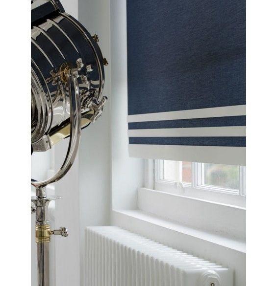 Blue Roller Blinds for DIY Ideal for Most Windows