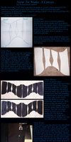 How to Make a Mesh Corset by =sidneyeileen on deviantART